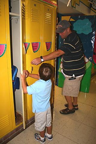Testing the lockers
