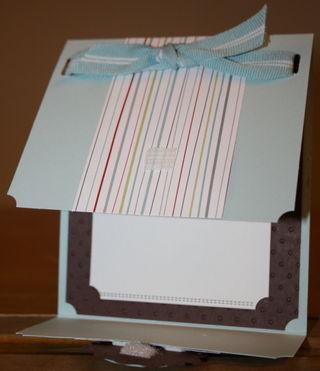 Scribbles card c
