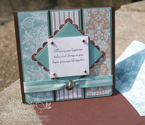 Wedding card a